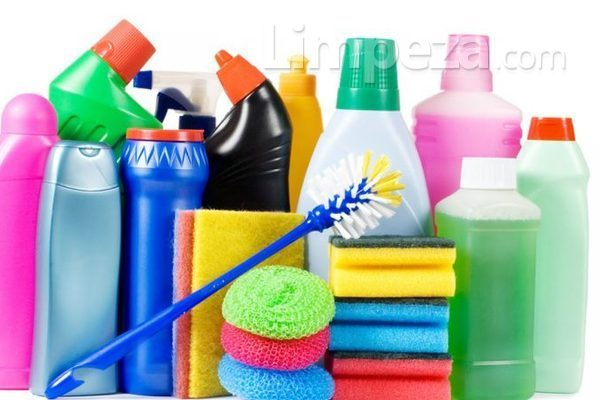 Saiba para que serve cada produto de limpeza