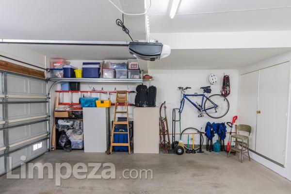 Como fazer uma faxina na sua garagem
